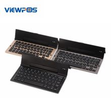 QWERTY Mini Wireless Bluetooth 3.0 Folding Foldable Keyboard For Windows Android iOS