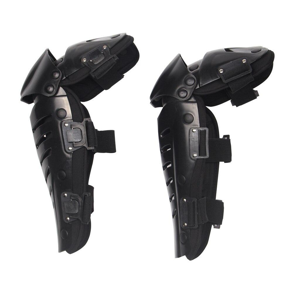 c45727192 Protetor de Joelho motocicleta Motocross Knee Guards Almofadas de Proteção  No Joelho Da Perna Do Joelho