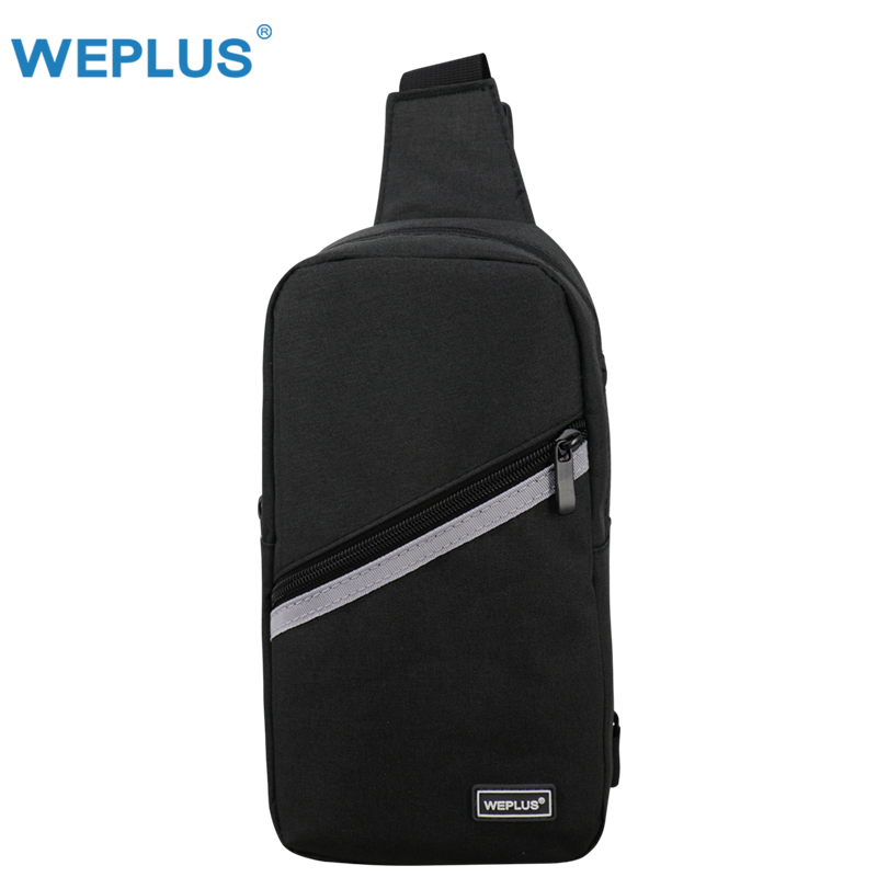 Oxford Men Chest Pack Single Shoulder Strap Back Bag Crossbody Bags for Women belt Travel Antitheft men Messenger Pack Casual