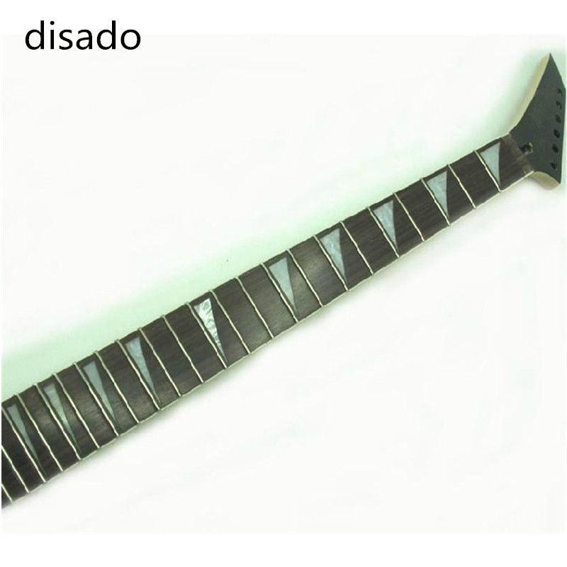 alat muzik disado 24 Frets Electric Guitar Neck Rosewood Fingerboard Wholesale Guitar accessories parts