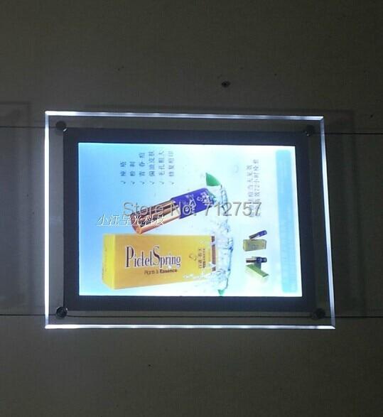 Acrylic Frame Advertising Led Backlit Sign Light Box-in Advertising ...