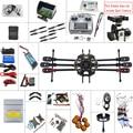 JMT 680PRO PX4 GPS 2.4G 10CH 5.8G Video FPV RC Hexacopter sin montar Kit Completo de BRICOLAJE RC Drone RTF Combo MINI3D Pro Cardán F07807-F