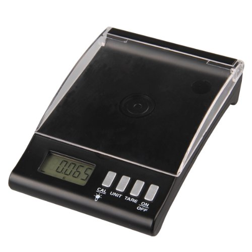 Digital Scale Balance Weight 30 g X 0.001g Precision Backlit LCD