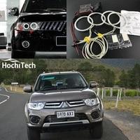 HochiTech Excellent CCFL Angel Eyes Kit Ultra Bright Headlight Illumination For Mitsubishi Challenger Montero Sport 2008