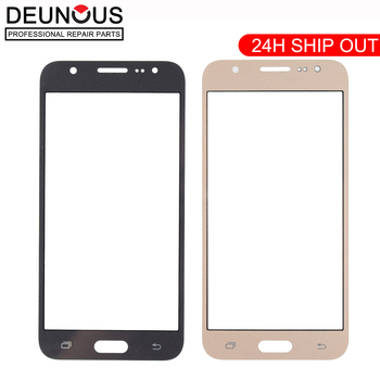 Replacement Outer Glass Lens For Samsung Galaxy J5 2015 J500 J500F LCD Touch Screen Front Glass Outer Panel image