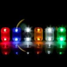 Фантастический велосипедный светодио дный фонарь Safty Предупреждение фонарик стробоскоп велосипедный фонарь с батареей передний руль рама колеса Свет