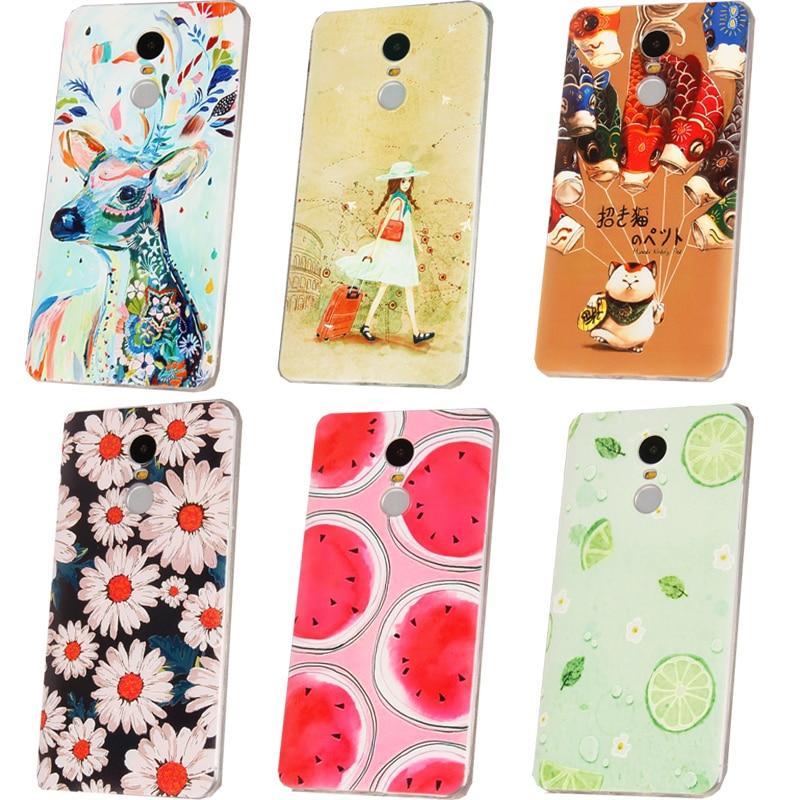 Mobile Phone 3D Cases for Xiaomi Redmi