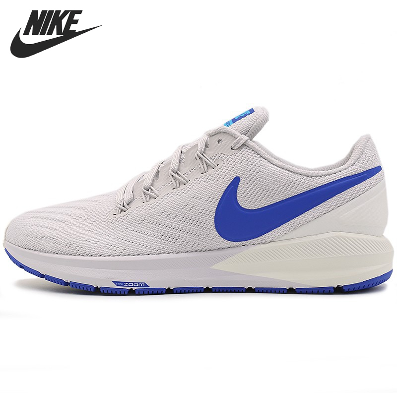 US $141.4 30% OFF|Original New Arrival NIKE AIR ZOOM STRUCTURE 22 Men's Running Shoes Sneakers in Running Shoes from Sports & Entertainment on