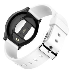 Image 5 - Новинка 2019, умные часы Interpad на Android iOS, ЭКГ PPG, монитор артериального давления, пульсометр, умные часы для Huawei Lenovo Xiaomi iPhone