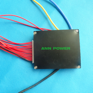 Image 3 - 48 v e bike bateria de lítio bms 13 s 48 v 20a bms tensão de carregamento 54.6 v com função de equilíbrio e ligar/desligar interruptor bms/pcm