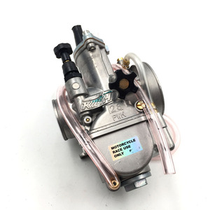 Image 5 - JINGBIN PWK28 pwk 28 30 32 34 mm Carburetor Motorcycle ATV Buggy Quad Go Kart Dirt Bike jet boat fit 2T 4T JOG DIO