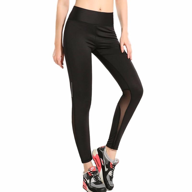 Black-Gauze-Splicing-Female-Nine-Points-Yoga-Pants-LC77006-2-1_conew1