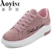 Женские кроссовки из натуральной кожи; модная Розовая обувь для женщин; белые туфли на шнуровке; обувь на платформе с толстой мягкой подошвой