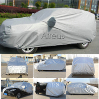 SUV XL Waterproof Dustproof Car Covers for Toyota Prado Highlander Land Cruiser Mitsubishi Outlander Pajero Accessories