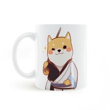 Creative Anime Style Ceramic Mug