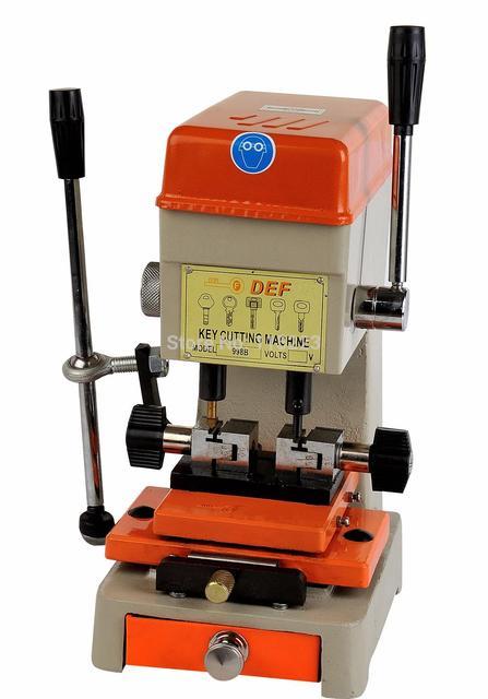 Defu Car Key Cutting Machine Locksmith Tools In Locksmith Supplies