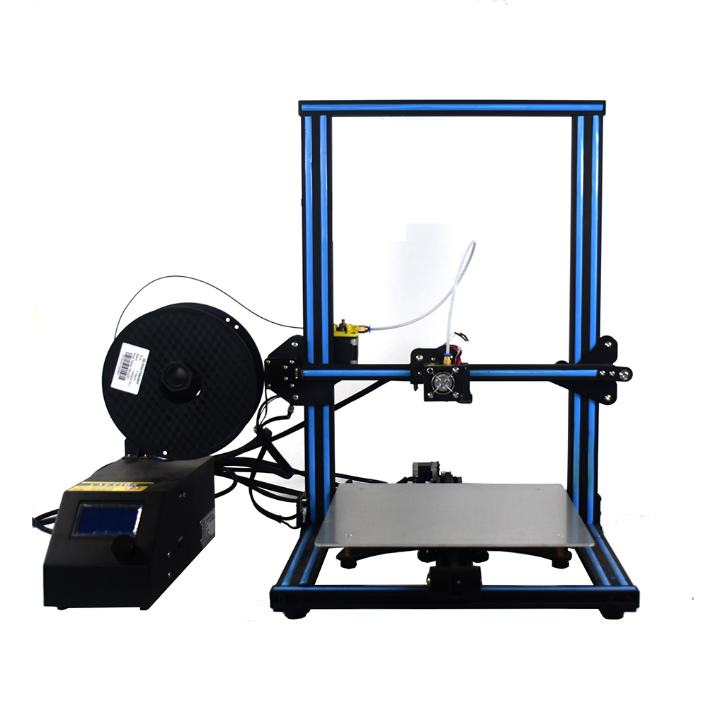 HICTOP Impresora 3D Printer DIY Kit High Accuracy Easy Assembly Large Printing Size 300 300 400mm