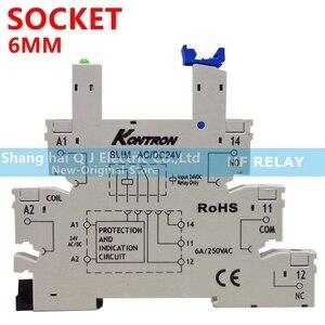 Image 4 - HF relay HF41F 24 ZS HF41F 12 ZS HF41F 5 ZS (555) 6A 1CO HF41F 5V 12V 24V Wafer relay new and original