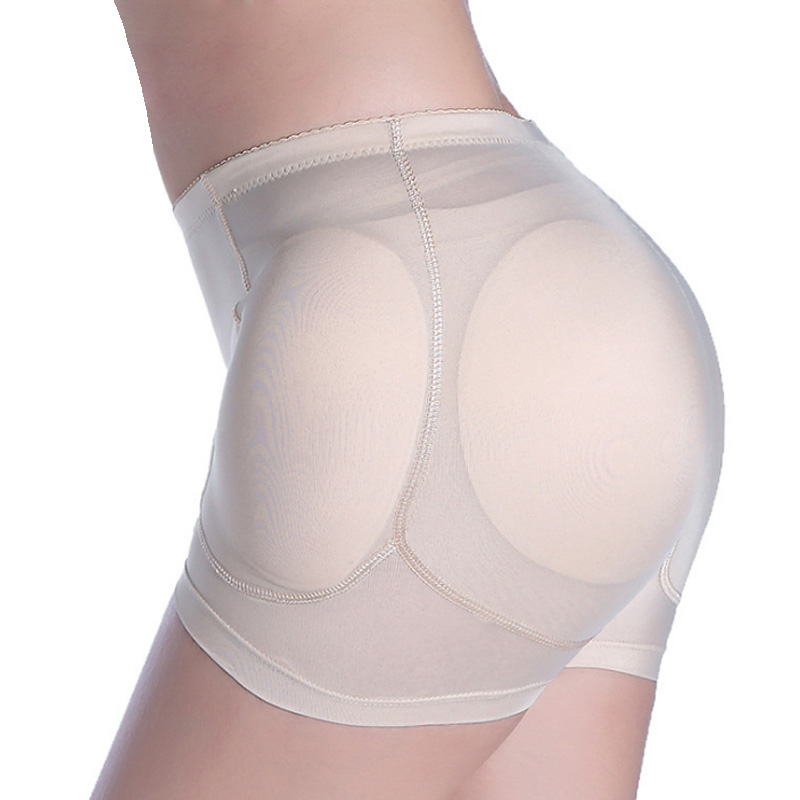 b95d82e97 Sexy Panty Knickers Buttock Backside Bum Padded Butt Enhancer Female Hip Up  Underwear High Waist For Women Postnatal