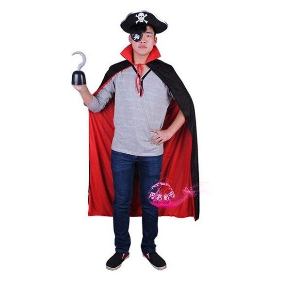 웃 유Shanghai historia hombre mascarada traje pirata Cosplay trajes ...