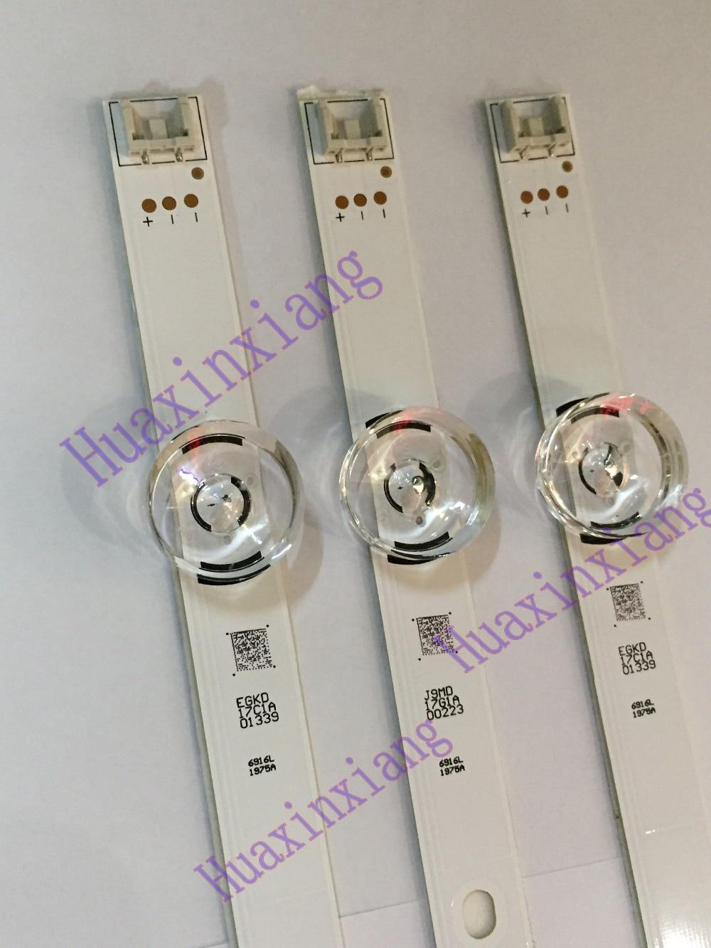 3PCS/Lot TV Backlight Strips 6 LED For LG Innotek Drt 3.0 32
