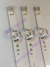 "3PCS/Lot TV backlight strips 6 LED For LG innotek Drt 3.0 32"" 32MB25VQ 6916l 1974A 1975A 1981A 32LF5800 32LB5610"