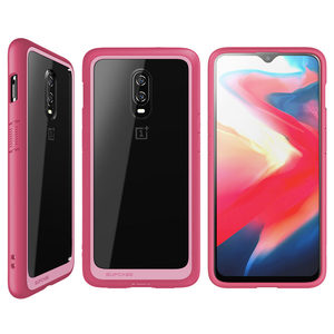 Image 5 - For One Plus 6T Case SUPCASE UB Style Series Anti knock Premium Hybrid Protective TPU Bumper + PC Cover Case For OnePlus 6T