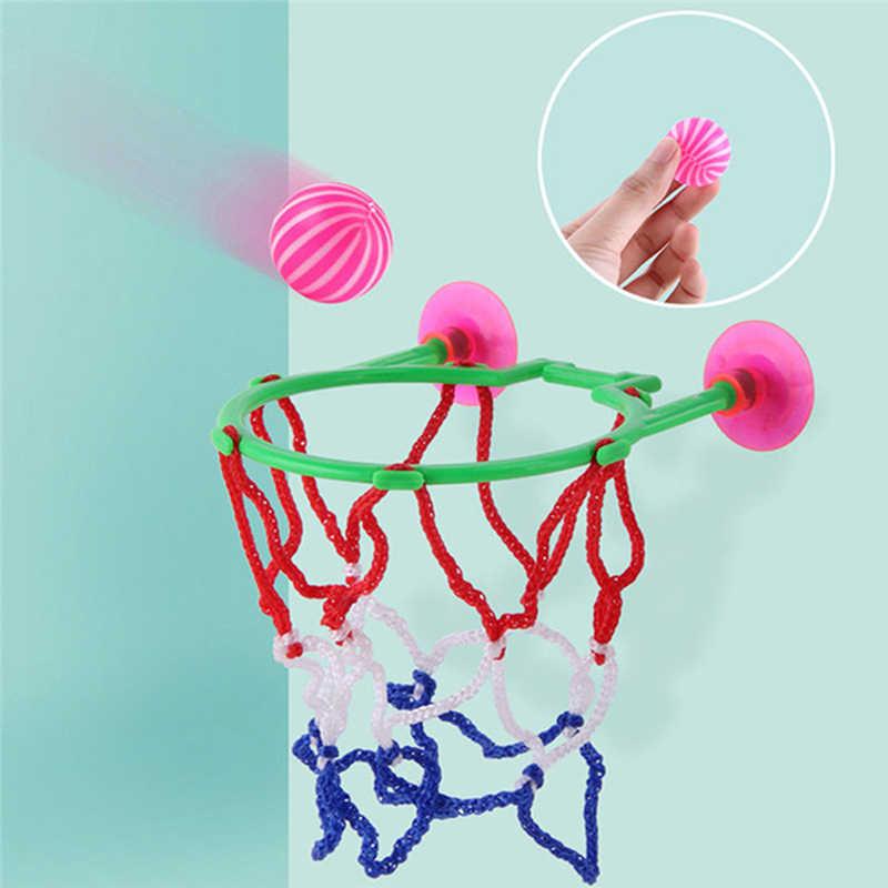 Developmental Basketbal Machine Kids Volwassenen Draagbare Zuignap Mini Speelgoed Basketbal Hoepel Cadeau Voor Kinderen Speelgoed