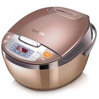 4L автоматическое домой Электрический рисоварки Smart большой емкости риса Пособия по кулинарии машина подходит 5 6 человек новый Кухня мульти