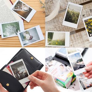 Image 5 - Fuji Fujifilm Instax Mini 9 Film 50 sheets White Edge Photo Papers For Mini 9 8 7s 90 25 55 Share Liplay SP 2 SP1 Instant Camera