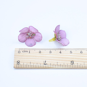 Image 5 - Multicolor Small silk daisy christmas decorations for home wedding fake flower for scrapbooking diy gifts box artificial flowers
