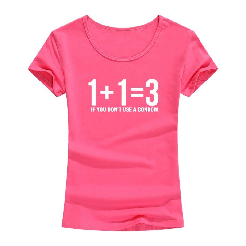 Women's Math Problem Funny T Shirts Women 2017 Summer Fashion ...