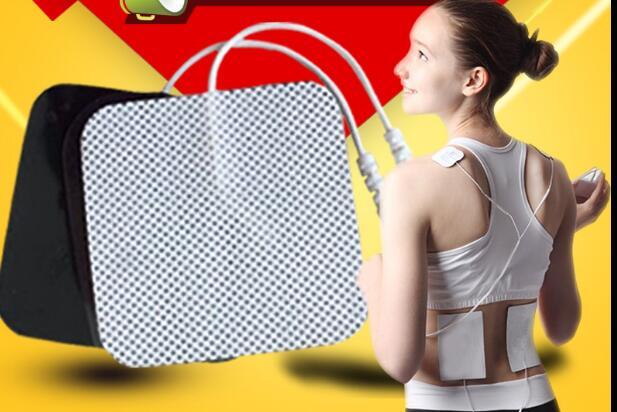 """100pcs   Electrodes Replacement Pads 2"""" Square Shape Massage Electrode Pads with 2.0mm Plug ((2"""" x 2"""")) for tens ems machine-in Massage & Relaxation from Beauty & Health on AliExpress - 11.11_Double 11_Singles' Day 1"""