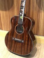 36 travel guitar, solid mahogany top, rosewood laminated sides and back, free shipping,guitarra