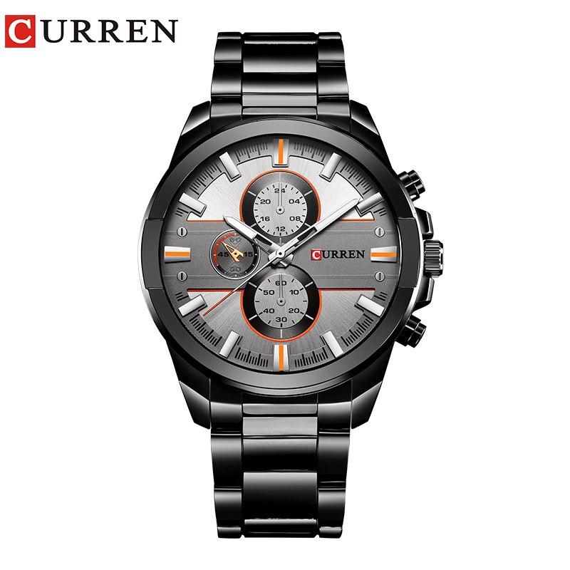 Curren 8274  Watch Men 2017 Top Brand Luxury Relogio Masculino Quartz Watch Fashion Casual Watches