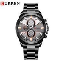 Curren 8274 часы для мужчин 2017 лучший бренд класса люкс relogio masculino кварцевые часы модные повседневное часы