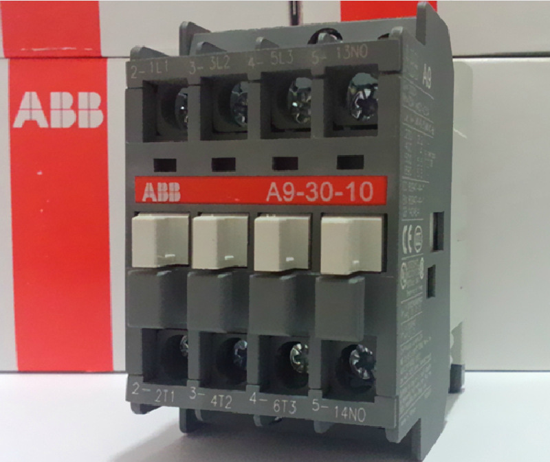 Abb Ac Contactor A16 30    10  01 Ac220v 380v 110v 24vac