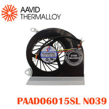 CPU Cooling Fan fit For MSI GE70 series notebook PAAD0615SL 3pin 0.55A 5VDC N039 N285(China)