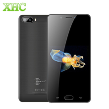 """KEN XIN DA S9 5.5 """"Téléphones Portables 2 GB + 16 GB Double Caméras Arrière D'empreintes Digitales 5000 mAh Android 7.0 MTK6737 Quad Core Dual SIM Smartphones"""