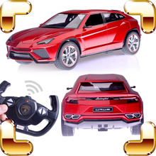 New Arrival Gift URUS 1/14 RC Model SUV Remote Control Vehicle Toys Rechargeable Car Speed Racing Jeep For Boys Race Machine