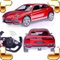 Nuevo regalo de la llegada URUS 1/14 RC modelo de Control remoto SUV juguetes vehículo recargable carreras de velocidad del coche Jeep para niños máquina de carreras
