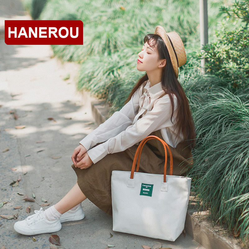 Women Large Capacity Handbag Canvas Bags For Women 2018 Casual Panelled Tote Bag Ladies Large Shoulder Bags Sac A Main Femme стоимость