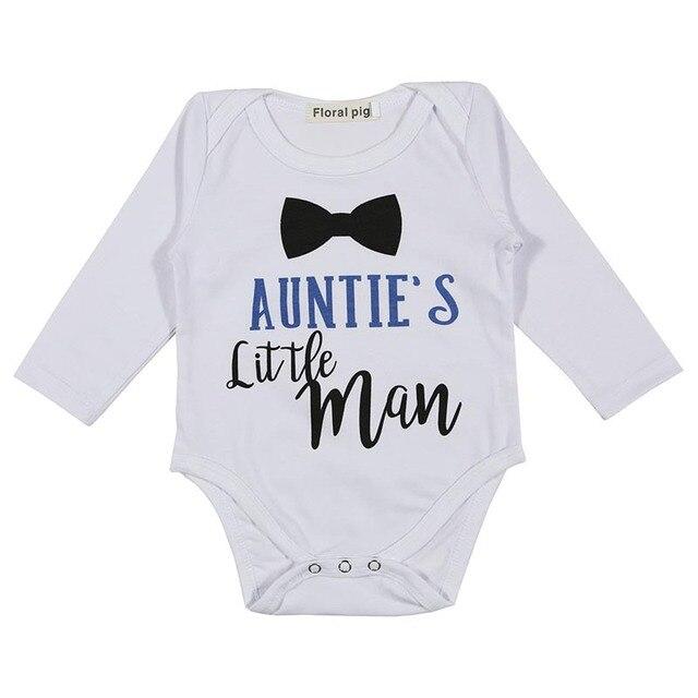 2018 Neugeborenes Baby Kleidung Tiny Baumwolle Herbst Langarm ...