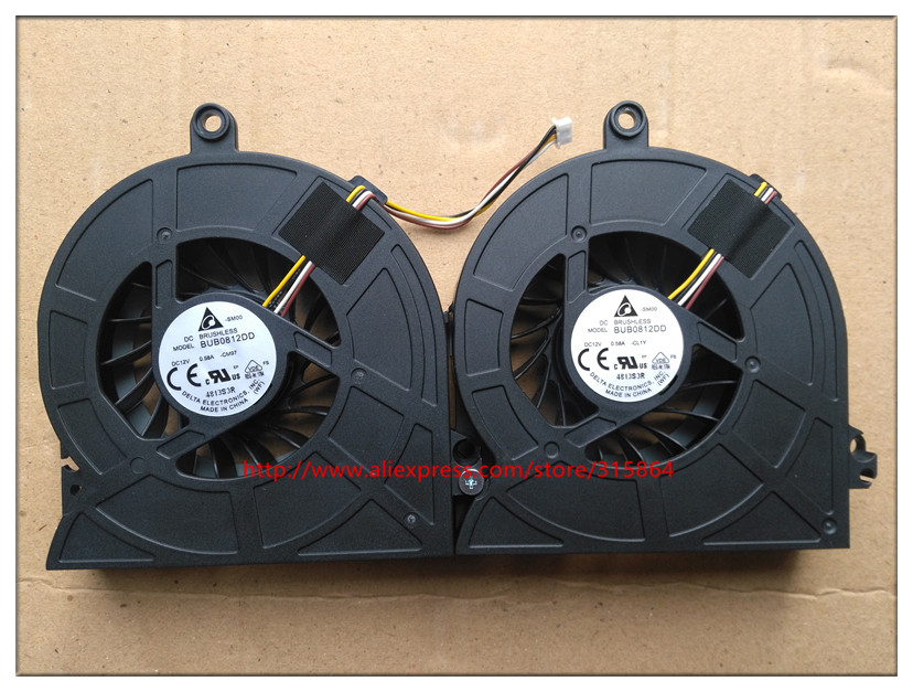 New laptop cpu cooling fan for lenovo C560 G3220T BUB0812DD-CL1Y Ideacentre All In One image
