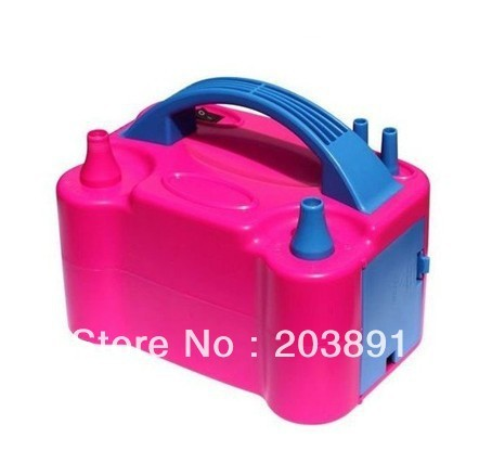 Electric Balloon Pump,Party Balloon Inflater HK Post and China Post Shipping to All Country
