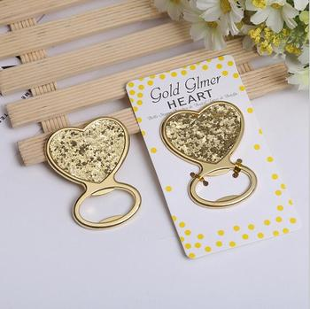 Love Heart Alloy Bottle Opener Useful Love Heart Beer Bottle Opener Wedding Party Favors wedding gifts