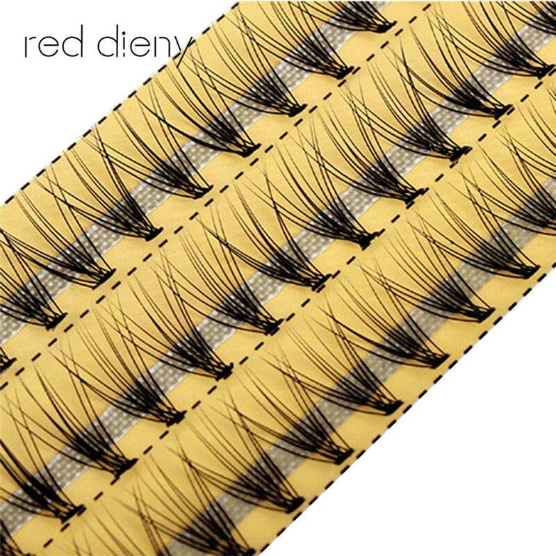 10D волна накладные ресницы 0,07 C curl накладные отдельные ресницы наращивание ресниц 8 10 12 мм макияж Индивидуальные ресницы не magneti