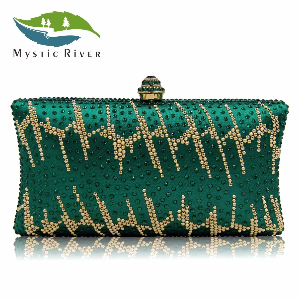 Mystic River Women Evening Clutches Bags Girl Wedding Purses Ladies Party Clutch Bags сумка river island river island ri004bwzyz56