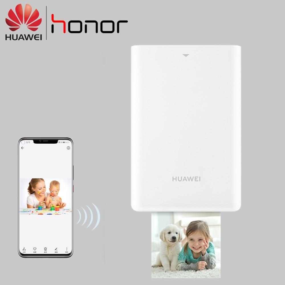 Huawei Photo-Printer Share Bluetooth CV80 500mah Mini Portable Original DIY 300dpi-Support