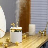 New Arrival Cute Cat Air Humidifier Creative Cartoon Diffuser DC5V USB Night Light Mist Maker Fogger
